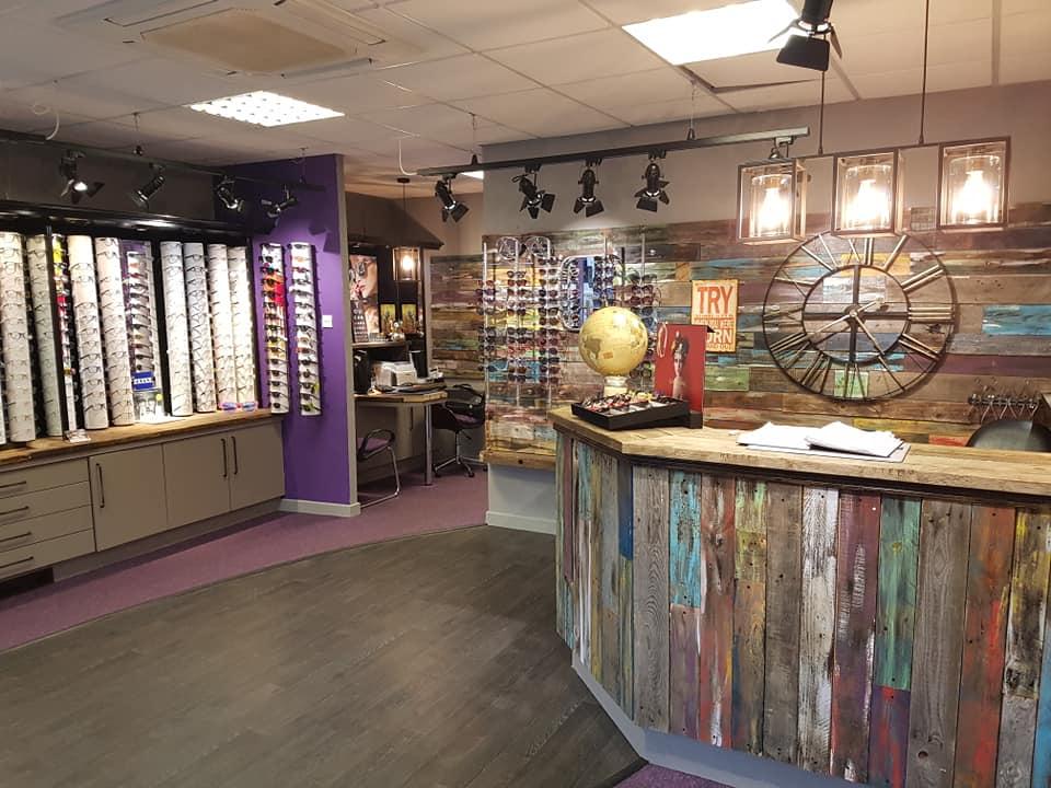 lytham eyewear shop